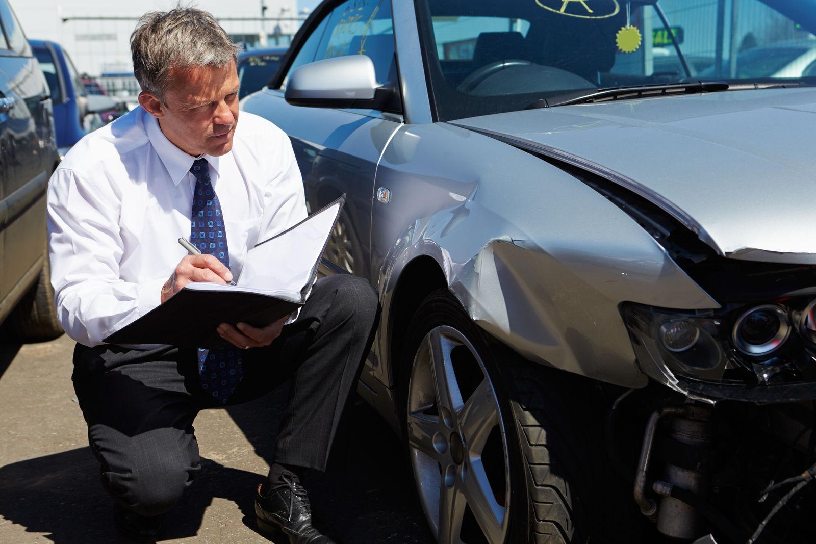 Buy cars from insurance company